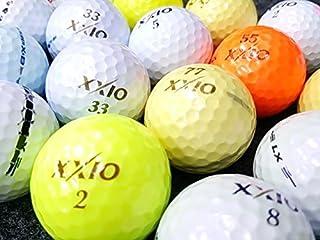 S+Aランク マーカー入りロストボール ダンロップ XXIO ゼクシオ シリーズ混合 30球セット