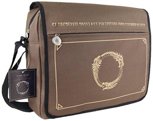 The Elder Scrolls Online Ourobouros Messenger Bag [import anglais]
