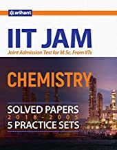 IIT JAM Chemistry Solved Papers and Practice Sets P