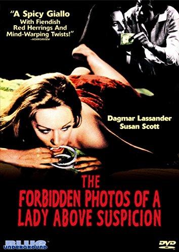 Forbidden Photos Of A Lady Above Suspicion [Edizione: Stati Uniti]
