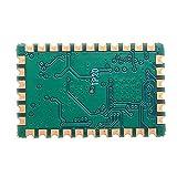 ZJF Componentes de la computadora Accesorios eléctrico Módulo 433MHz SX1276 Comunicación inalámbrica Spectrum WiFi 3000 Metros Support LOR Awan Protocolo