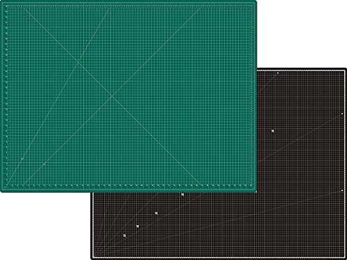 Size A0-36in x 48in! Extra Large Self-Healing Cutting MAT - Reversible Inches and Centimeters - Thoughtful Design - 5 Layer mat, Finest Available