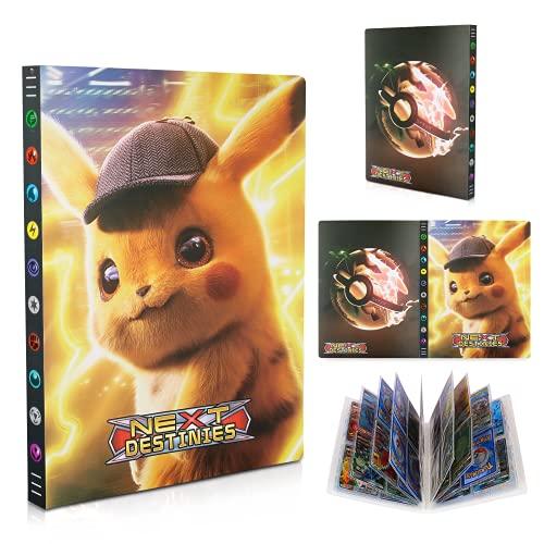 Tarjetero Pokémon, Album Pokemon, Álbum de Pokemon, Album Pokemon Cartas, Álbum de...