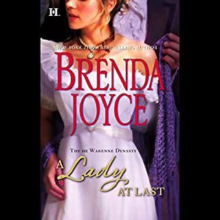 A Lady at Last cover art