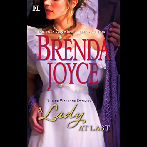 A Lady at Last audiobook cover art
