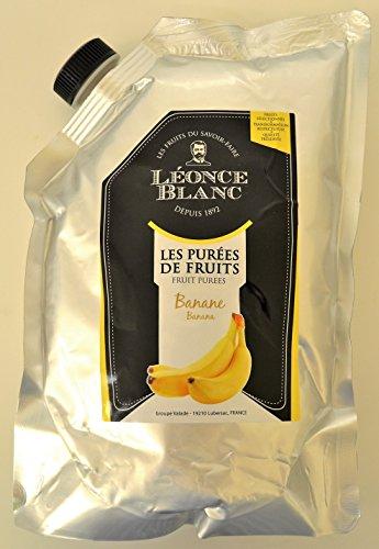 Leonce Blanc - Bananenfruchtpüree 1kg