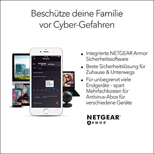 Netgear Orbi AX6000 RBK852