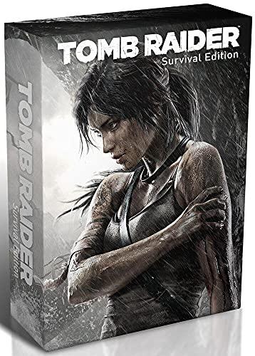 Tomb Raider : survival edition [Importación francesa]