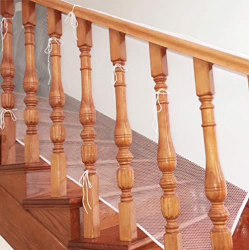 3 Meter Sicherheitsnetz für Kinder Balkon Sicherheitsnetz für Kinder Balkon Treppen Schutznetz
