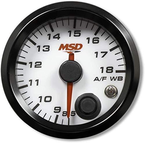 MSD Large Bande Air/Carburant 02 Kit Pn: 4651