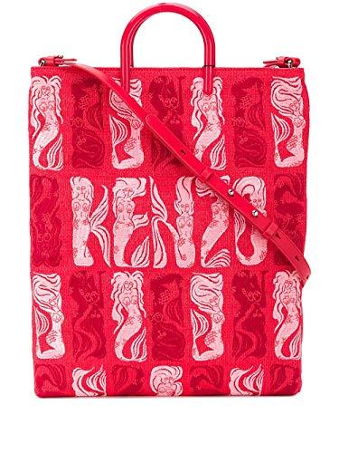 Kenzo Luxury Fashion Damen FA52SA001F0927 Rot Tote | Frühling Sommer 20