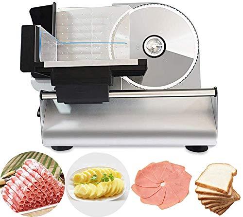 Máquina de cortar eléctrica de alimentos, 200w, casa de máquina de cortar...