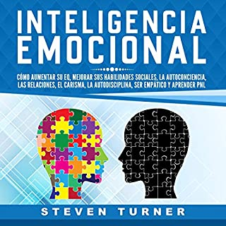 Inteligencia Emocional [Emotional Intelligence] audiobook cover art