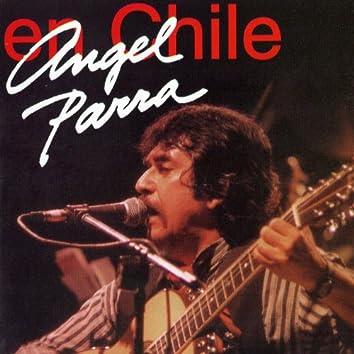 Angel Parra en Chile (En Vivo)
