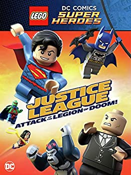 LEGO DC Super Heroes  Justice League  Attack of the Legion of Doom!