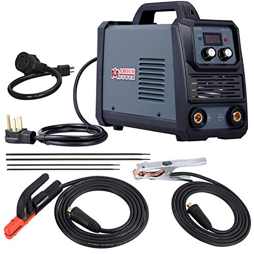 Amico ARC-160D, 160 Amp Stick ARC IGBT Inverter DC Welder 115/230 Dual...