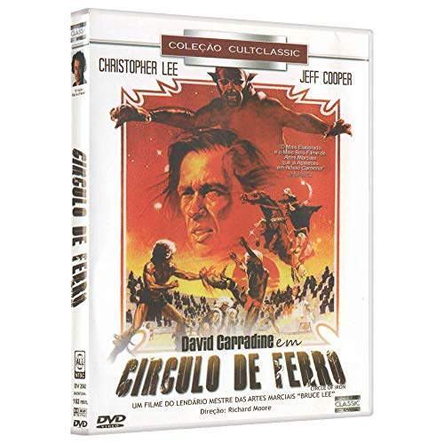 Dvd Circulo De Ferro - David Carradine