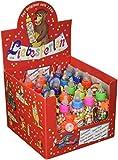 Cool Babyflschchen mit Spielzeug | Liebesperlen Nostalgieprodukt | 25 Stk im Tray | 1 x 1.75 kg
