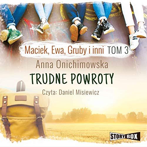 Trudne powroty audiobook cover art