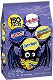Ferrero Assorted Bulk Chocolate Candy Bag, Fun Size Mix of Butterfinger, Butterfinger Cups, Cru…