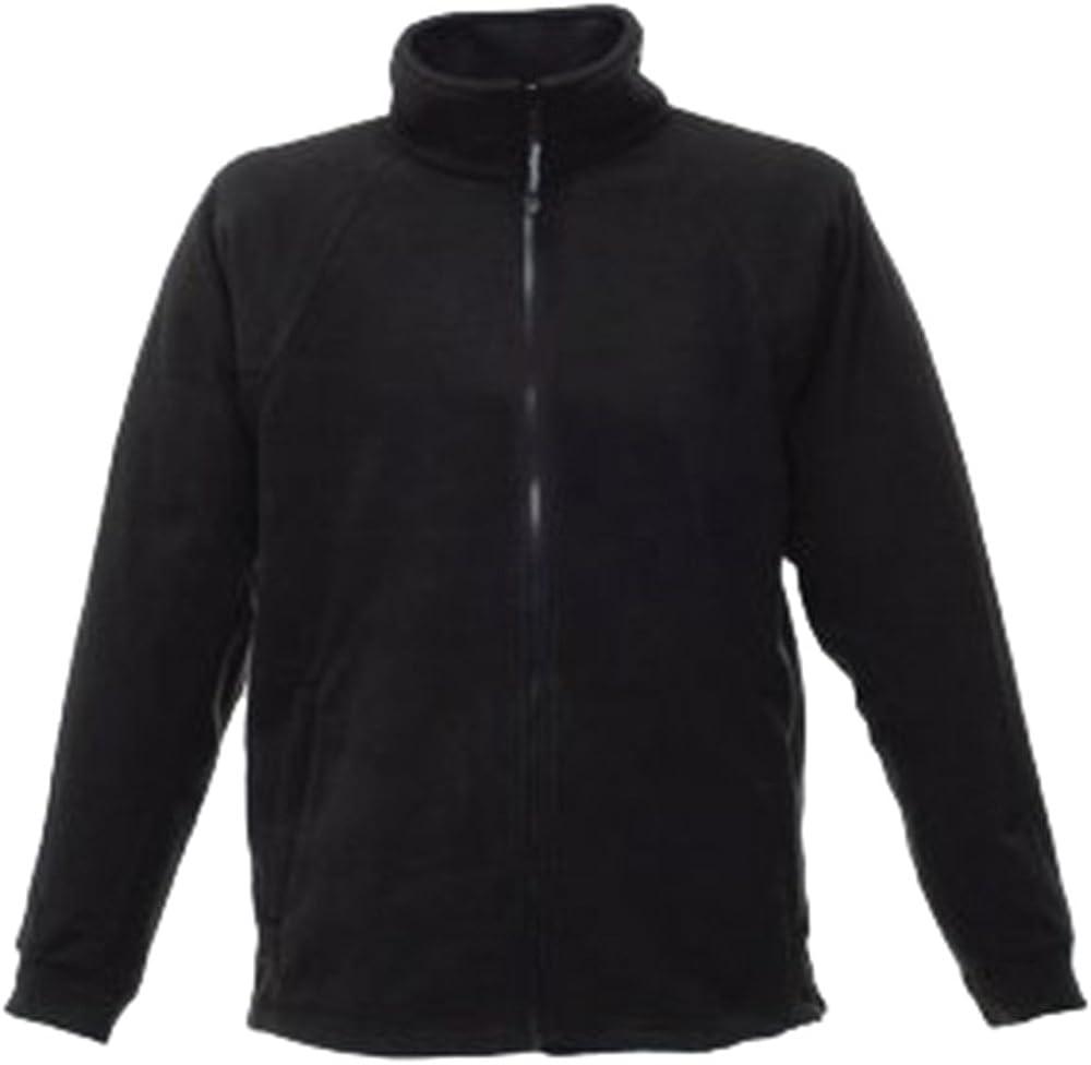 Regatta Men's Thor III Fleece Jacket Black XXL