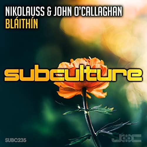 Nikolauss & John O'Callaghan