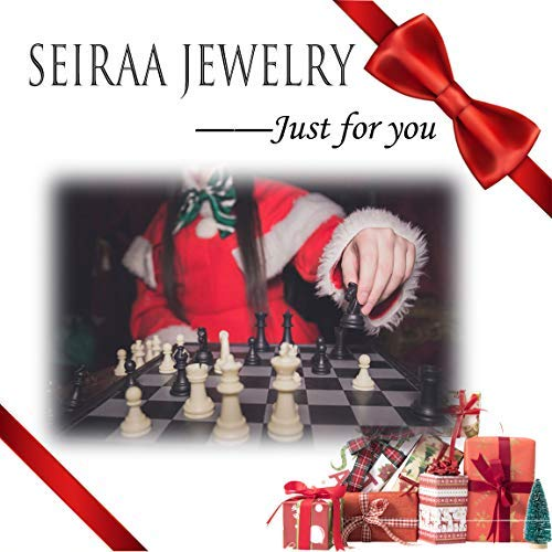 Product Image 7: SEIRAA Chess Lover Gift Nerdy Science Gift Choose Your Weapon Keychain Funny Gift for Chess Players (Chess Keychain)