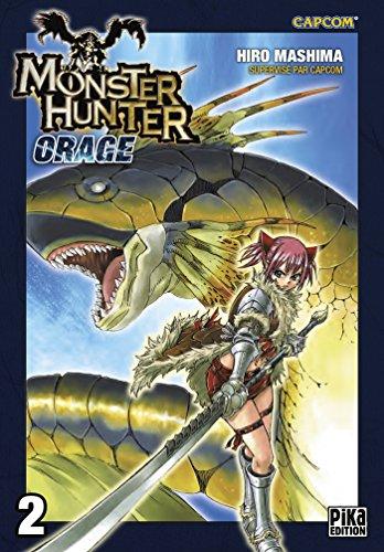 Monster Hunter Orage T02