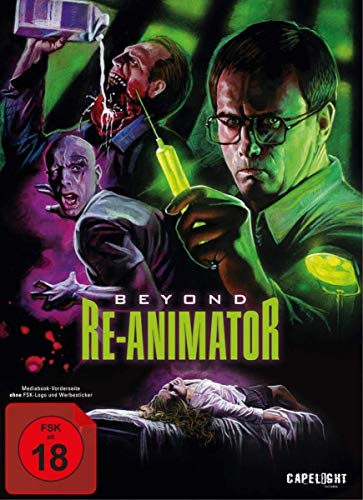 Beyond Re-Animator - 2-Disc Limited Colletor's Edition im Mediabook (Blu-ray+DVD) [Blu-ray] [Alemania]