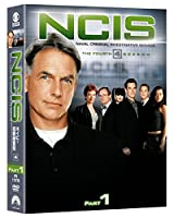 NCIS ネイビー犯罪捜査班 シーズン4 DVD-BOX Part1(6枚組)