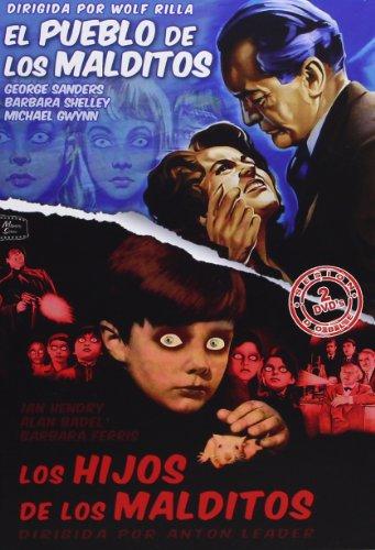 Pack El Pueblo De Los Malditos + Los Hijos De Los Malditos [DVD]