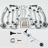 GEPCO Advanced Technology Jeu de bras de suspension de rechange