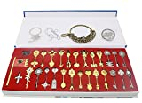 フェアリーテイル ルーシィ 鍵 星霊の鍵 29本セット 豪華なプレゼント コスプレ 必要品 Fairy Tail Lucy 美しい仕上がり