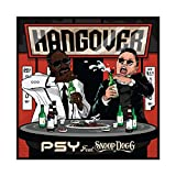 Snoop Dogg PSY Hangover Poster Cover Leinwand Poster