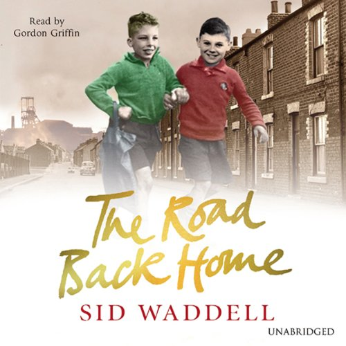 The Road Back Home audiobook cover art