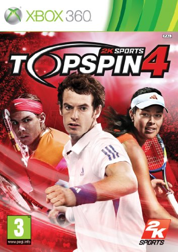 Photo of Top Spin 4 (Xbox 360)