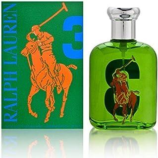 eau de cologne Ralph Lauren 3 HOMMES VERTS EAU DE TOILETTE 75ML VAPO,