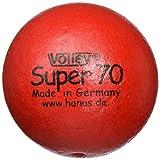 ボリー (Volley) しわくちゃボール 70mm 赤  VO070GB-R