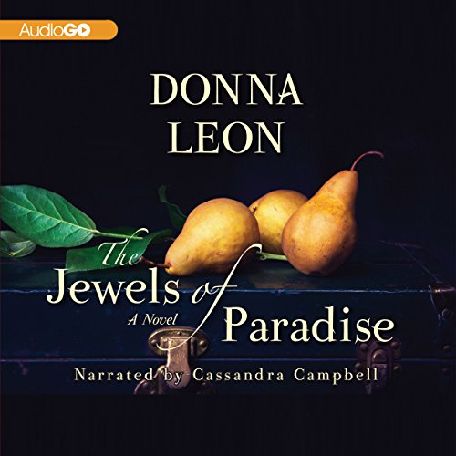 The Jewels of Paradise audiobook cover art