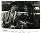 Historic Images -1992 Press Photo Actor Damon Wayans and Stacey Dash Star in Mo'Money