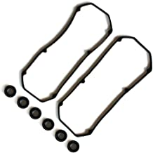 ROADFAR Valve Cover Gasket Set Kit for Mitsubishi Galant Diamante Eclipse Endeavor Chrysler Cirrus Sebring Dodge Stratus Avenger 2.5L 3.0L 3.5L 3.8L 95-11 06 07 08 09