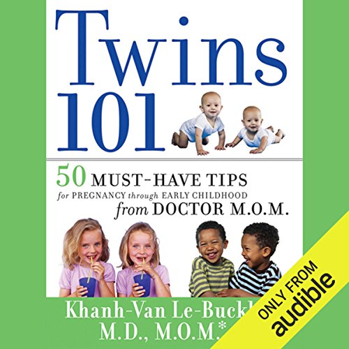 Twins 101 audiobook cover art