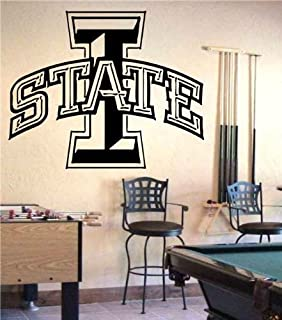 iowa state wall decals