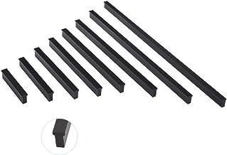 Meubelgrepen aluminium accessoires meubels meubelknop kastgrepen ladegrepen handvat keukenkasten handgrepen keukenkasten h...