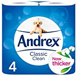 Andrex loo roll