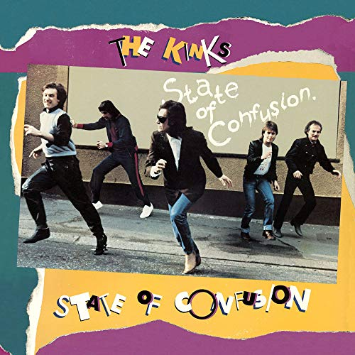 The Kinks: State Of Confusion [Vinyl LP] (Vinyl)