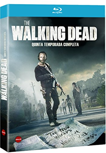 The Walking Dead - Temporada 5 [Blu-ray]