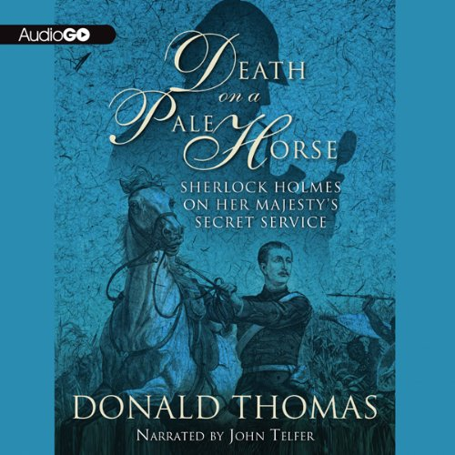 Death on a Pale Horse  Audiolibri