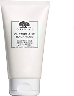 Origins Checks And Balances Frothy Face Wash FULL SIZE 5 OZ
