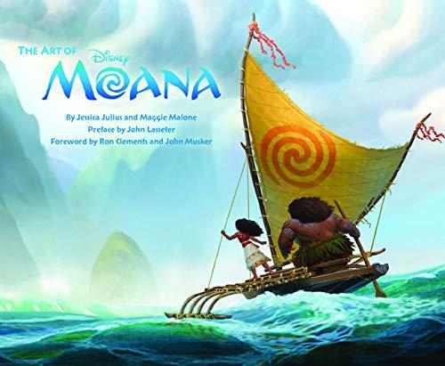 Art of Moana (The Art of)